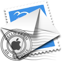 stamp, email, mail, envelope icon