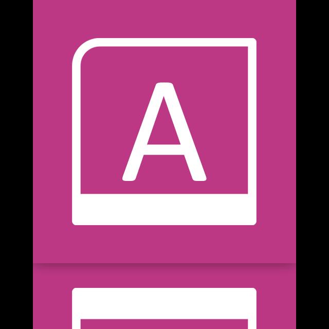 access, mirror icon