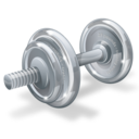 barbell, gym, dumbell, weight, weightlifting, fitness, dumbbell, physical, weights icon