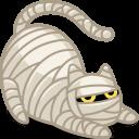 cat mummy icon