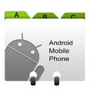 base, loadavg, contacts, android icon