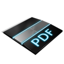 pdf, file, document icon