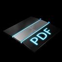 pdf, file, document icon