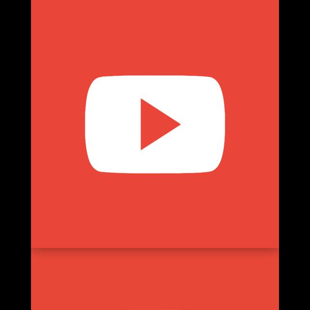 alt, youtube, mirror icon
