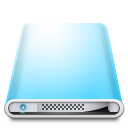 Drives Colours Sky Blue icon