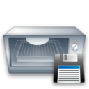 Oven, Save icon