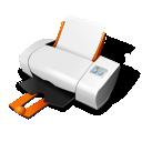print, printer, hardware icon