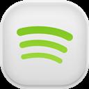 Light, Spotify icon