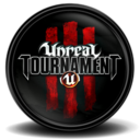 Unreal Tournament III logo 1 icon