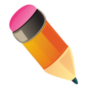pencil,edit,write icon