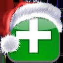 bookmark, media, social, xmas, christmas, netvibes icon