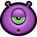 monster, monsters, avatar, emot, tired icon