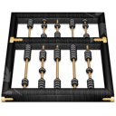 Abacus, Calculator, China, Chinese, Japan, Japanese, Math, Oriental icon