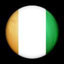 Cote, d'Ivoire, Flag, Of icon