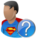 Help, Superman icon