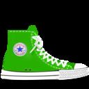 converse,green icon