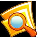 folder, search, seek, find icon