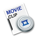 movie cilp icon
