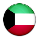 flag, kuwait, country icon