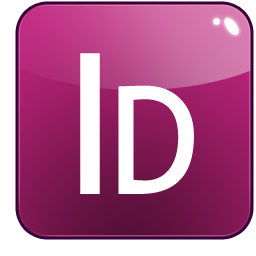 indesign, adobe icon