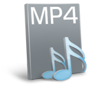 File mp 4 icon