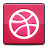 social, dribbble icon