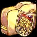 security, guard, protect, folder, shield icon