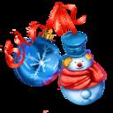 snowman,christmas icon