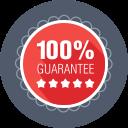 quality, achievement, certificate, guarantee icon