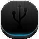 rem, drive icon