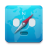 safari, compass icon