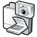 scanner, camera, photography icon