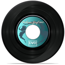 dvd, record, music icon