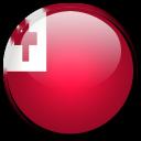tonga, country, flag icon