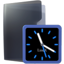 temporary, folder icon
