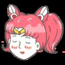 chibi girl icon