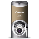 Blond, Canon, Digital, Ixy, l icon