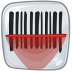 Barcode, Hdpi, Reader icon
