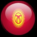kyrgyzstan, flag, country icon