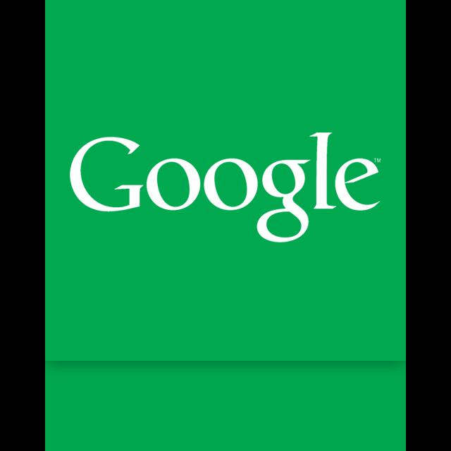 google, mirror icon