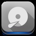 Apps drive harddisk icon