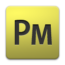 pagemaker, adobe icon