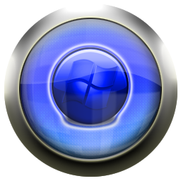 window, blue icon