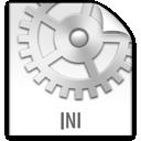 file, z, ini icon