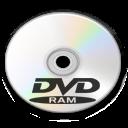 Optical DVD RAM icon