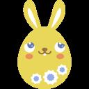 yellow blush icon