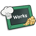 Works icon