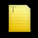 text file icon