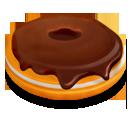 Cake, Donut icon