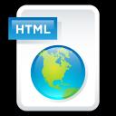 web, html icon